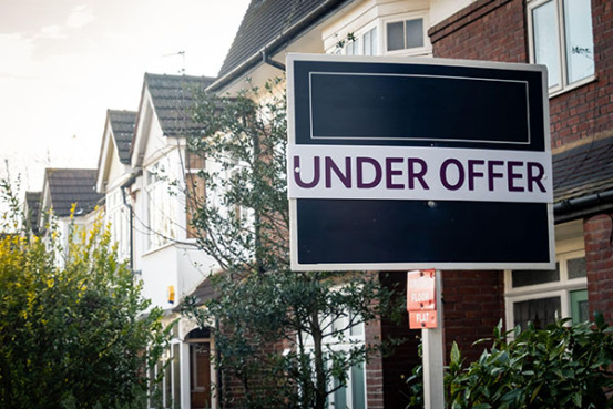 Making an offer on a house before selling your existing home