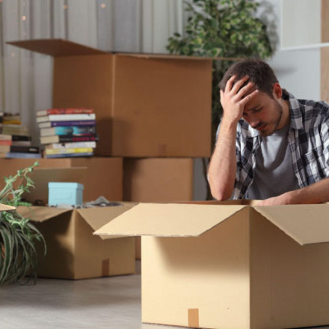 What to do if your house sale falls through